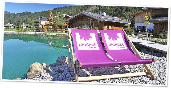 Klappliegestuhl holz segeltuch  Holz-Liegestühle & Regiestühle mit Logo bedrucken lassen